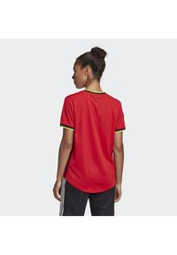 adidas Performance - BELGIUM RBFA HOME JERSEY - Article de supporter - red - 1