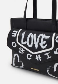 Love Moschino - GRAFFITI - Handbag - fantasy color - 5