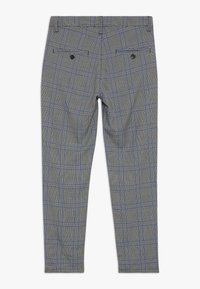 Grunt - DUDE CHECK - Suit trousers - blue - 1