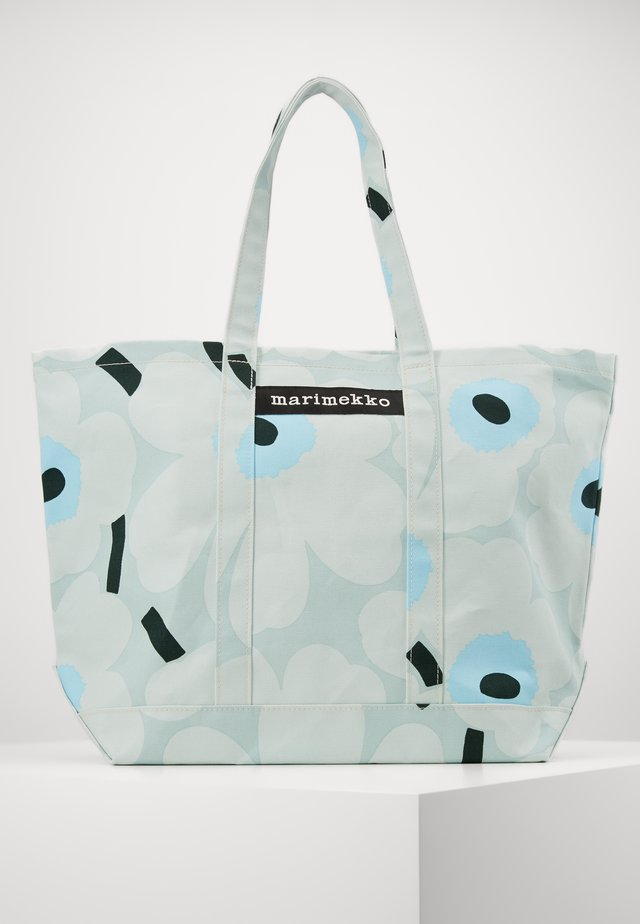 PERUSKASSI PIENI UNIKKO BAG - Tote bag - light turquoise/blue/green