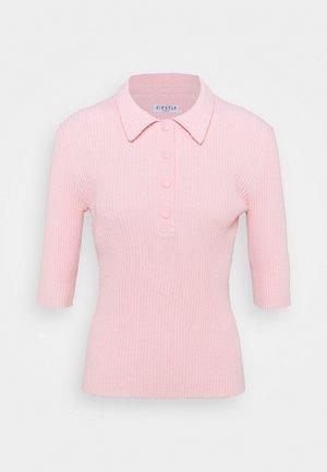 MACMILL - Long sleeved top - rose