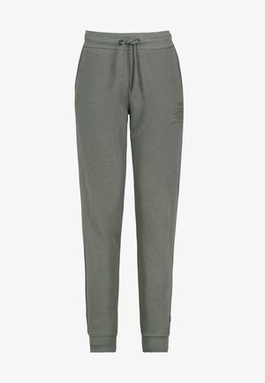 Tracksuit bottoms - middle green