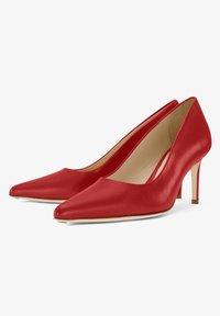FERAGGIO - RUSHHOUR RED - Klassieke pumps - red - 3