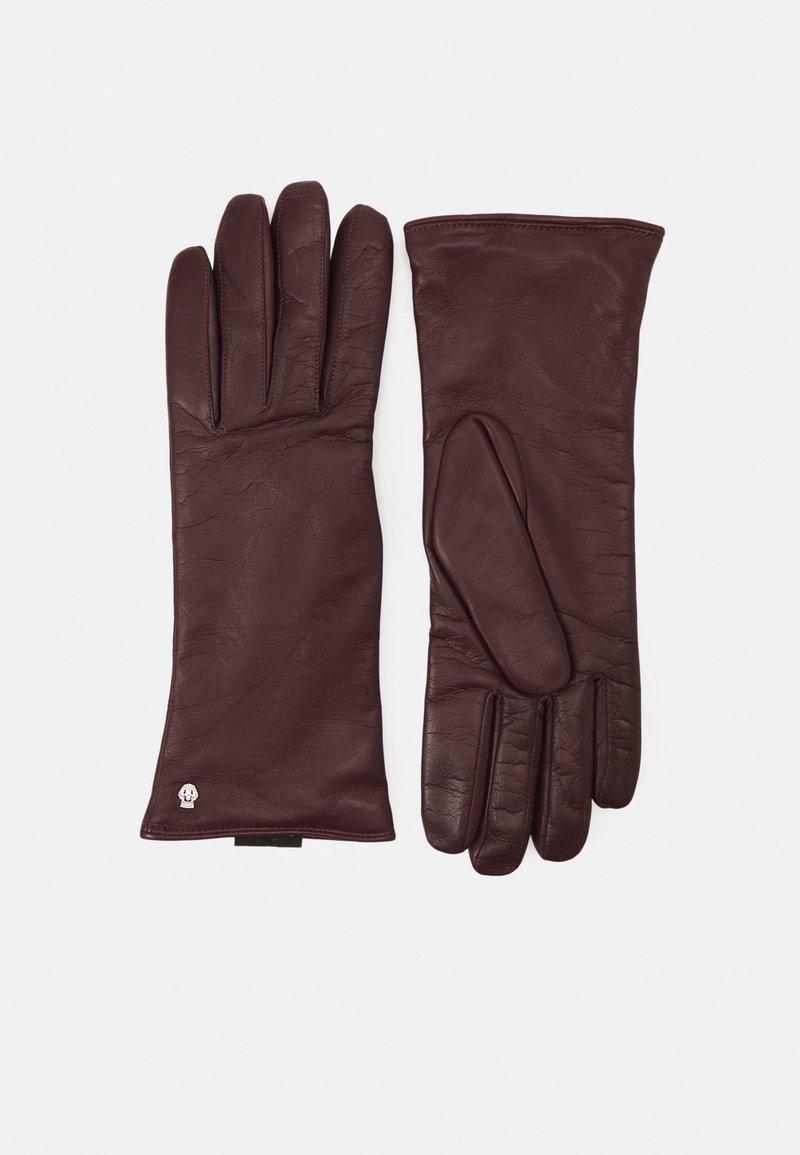 Roeckl - PRAG - Gloves - amarone