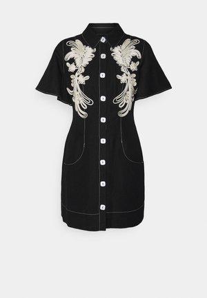FUNDAMENTAL DRESS - Cocktailjurk - black