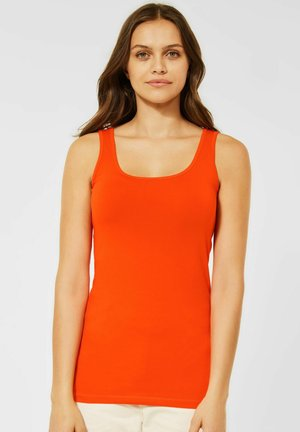 BASIC  - Top - orange