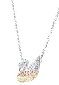 Swarovski - ICONIC SWAN PENDANT  - Necklace - light multi - 3