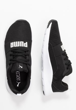 WIRED - Neutral running shoes - black/white