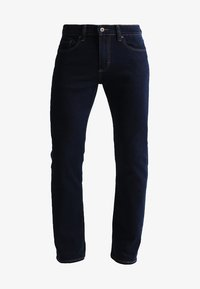 BASIC - Straight leg jeans - rinsed