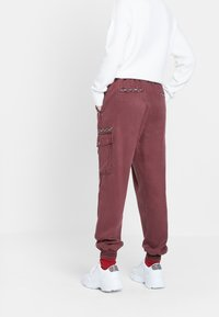 Desigual - GRETA - Relaxed fit jeans - red - 1
