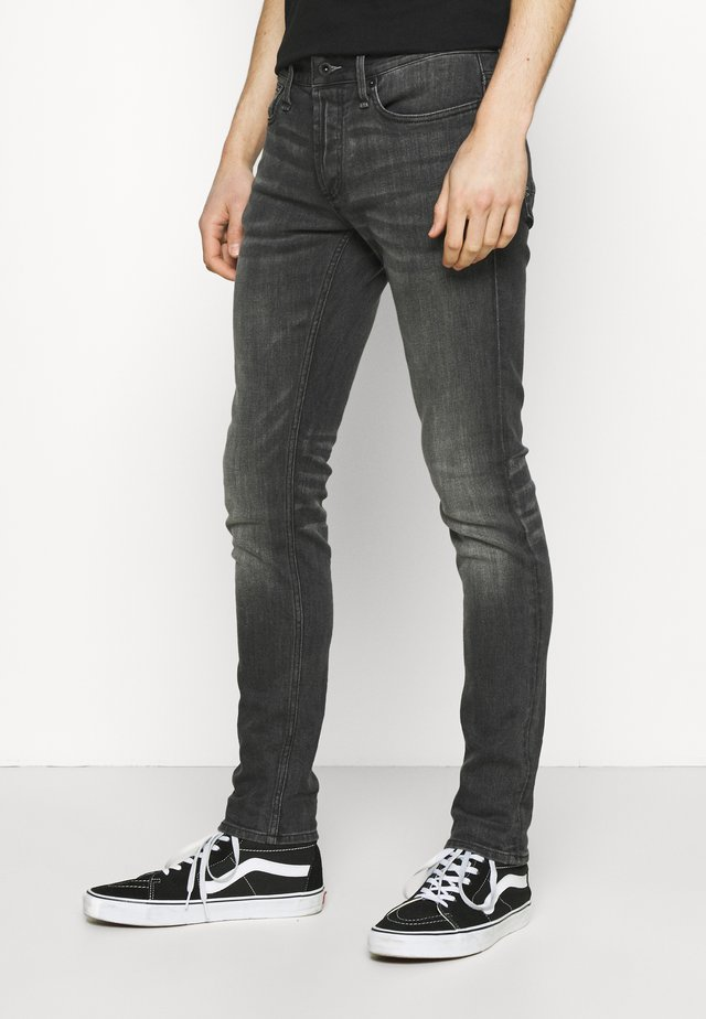 BOLT - Jean slim - black