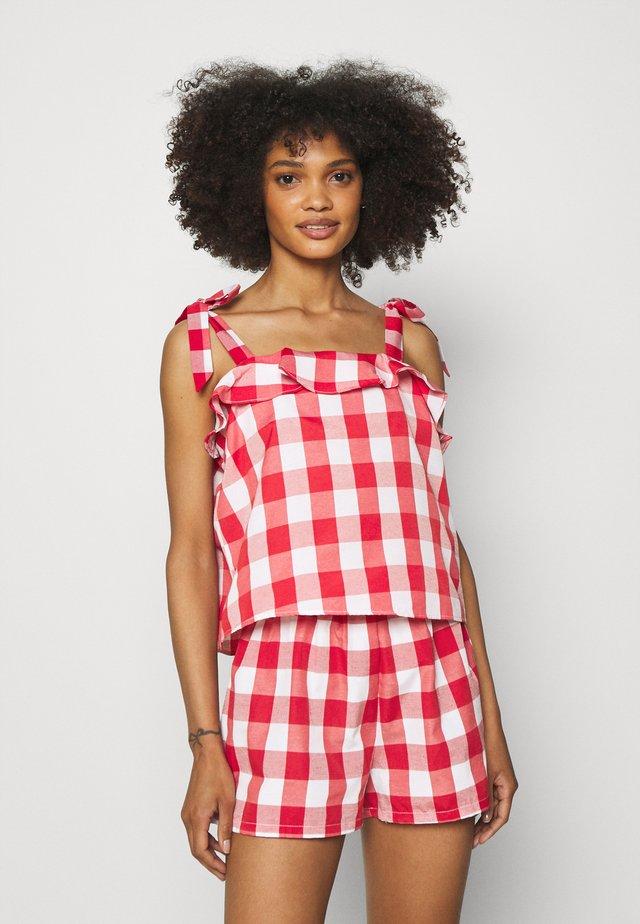 Pijama - red