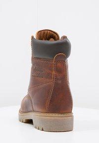 Panama Jack - Šněrovací kotníkové boty - grass - 4