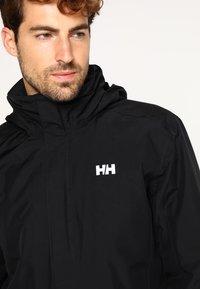 Helly Hansen - DUBLINER INSULATED JACKET - Waterproof jacket - black - 7