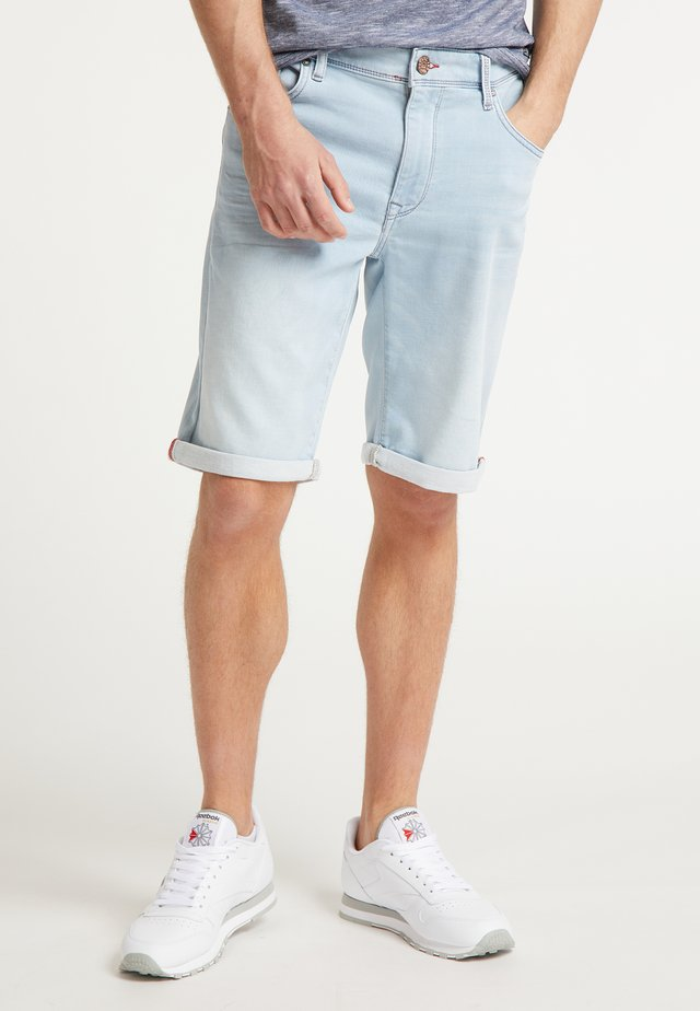 Shorts di jeans - bleached