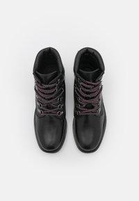 Claudie Pierlot - ARAMISTER - Lace-up ankle boots - noir - 5