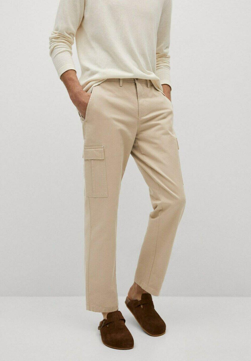Men ASHER - Cargo trousers