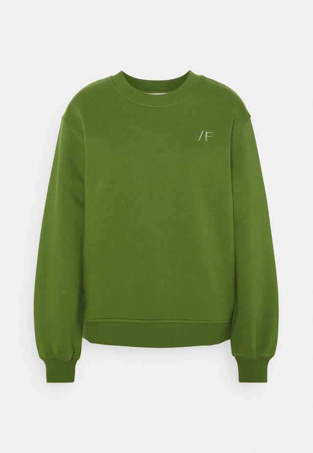 SLFALANA - Sweater - twist of lime