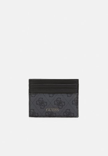VEZZOLA CARD CASE UNISEX - Portefeuille - black