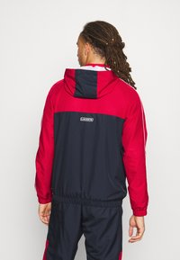 Lacoste Sport - TRACK SUIT - Tracksuit - navy blue/ruby/white - 2