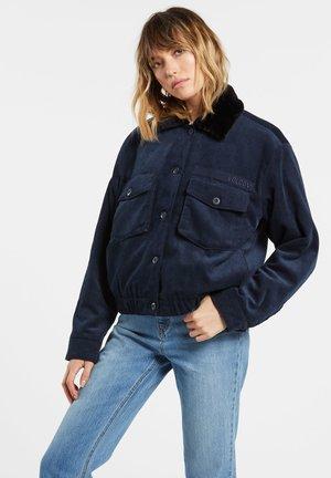 ARMY CORD JACKET - Winter jacket - sea_navy