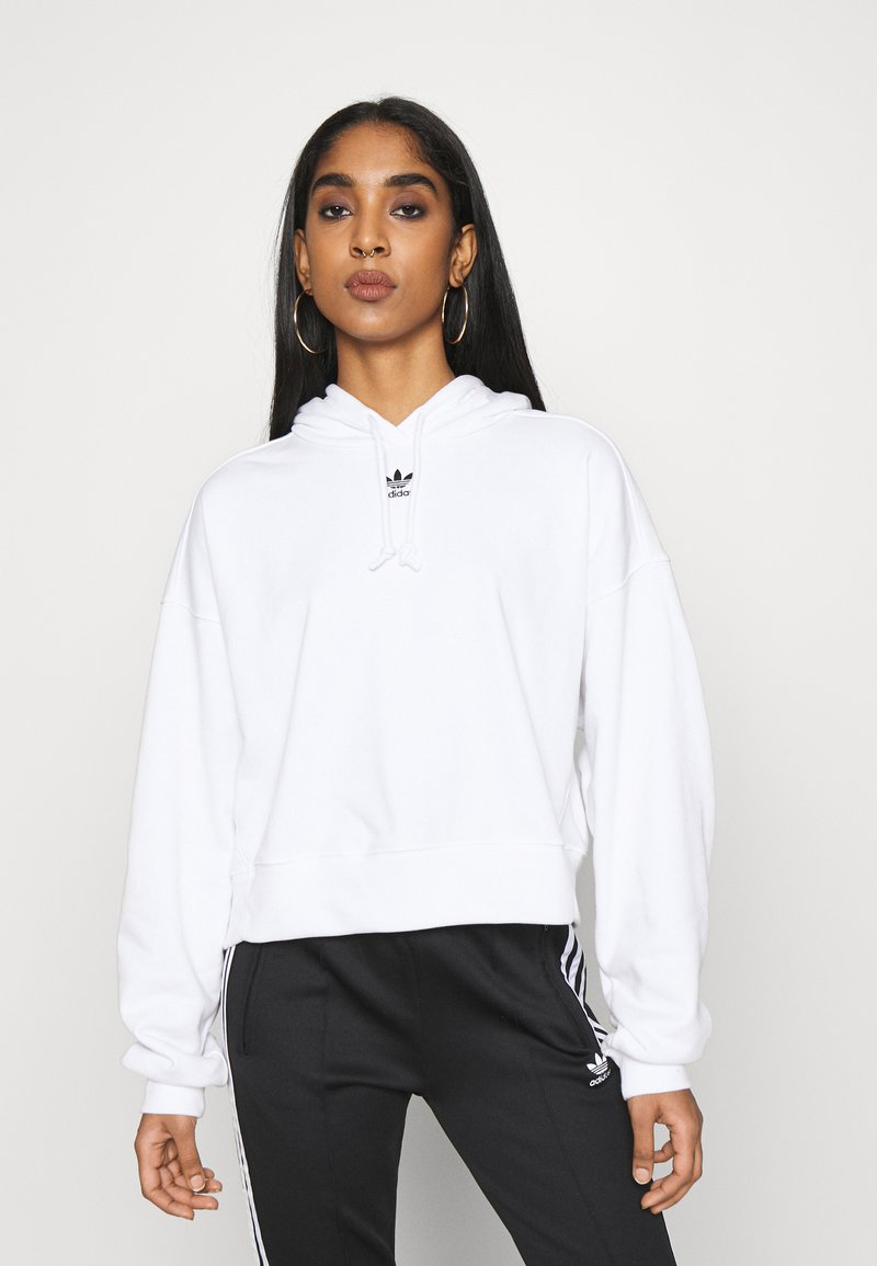 adidas Originals - HOODIE - Sweat à capuche - white