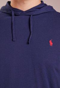 Polo Ralph Lauren - Mikina skapucí - newport navy - 4