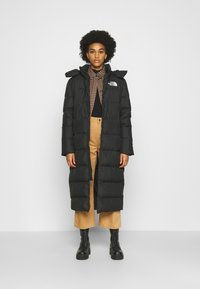 The North Face - TRIPLE PARKA - Down coat - black - 0