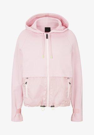 AURORA - Zip-up hoodie - hellrosa