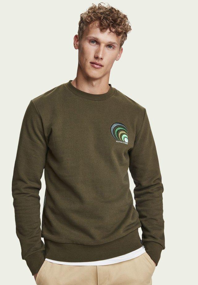 Sweater - military green