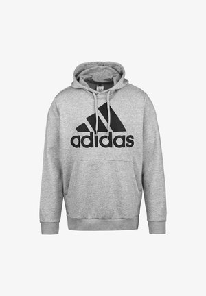 Hoodie - medium grey heather
