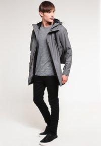 Samsøe Samsøe - TRAVIS  - Slim fit jeans - black rinse - 1