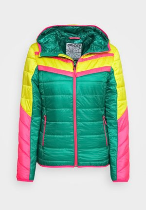 ETHOS - Ski jacket - scuba