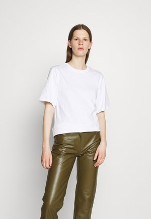 LORI - T-shirt basique - pure white