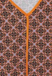 Street One - Blouse - orange - 4