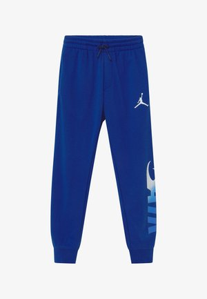 JUMPMAN FIRE - Tracksuit bottoms - hyper royal