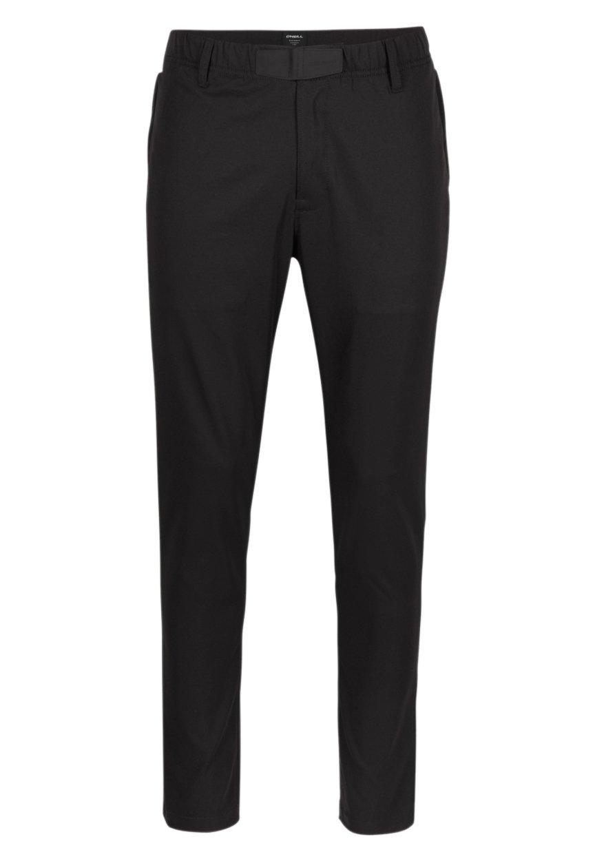 Homme HYBRID  - Pantalon classique - blackout
