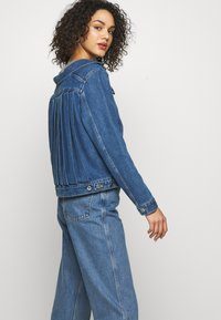 Levi's® Made & Crafted - THE COLUMN - Jeansy Straight Leg - indigo valley - 4