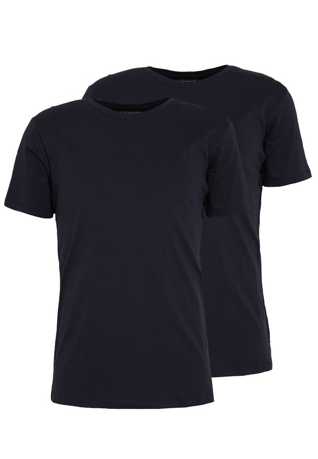 2 PACK - T-shirt basic - navy