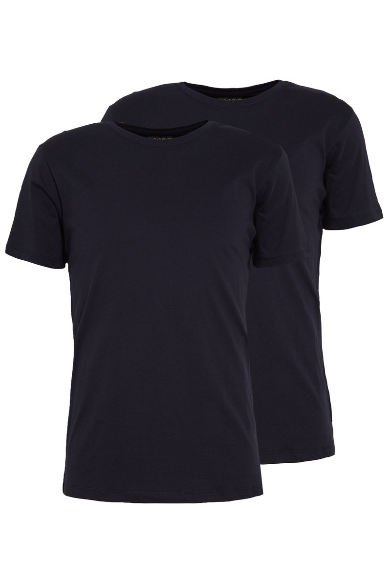 Esprit - 2 PACK - T-shirt basic - navy