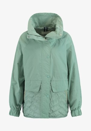 Light jacket - harbor gray