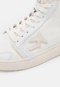 Pinko - LIQUIRIZIA  - Baskets montantes - white - 6
