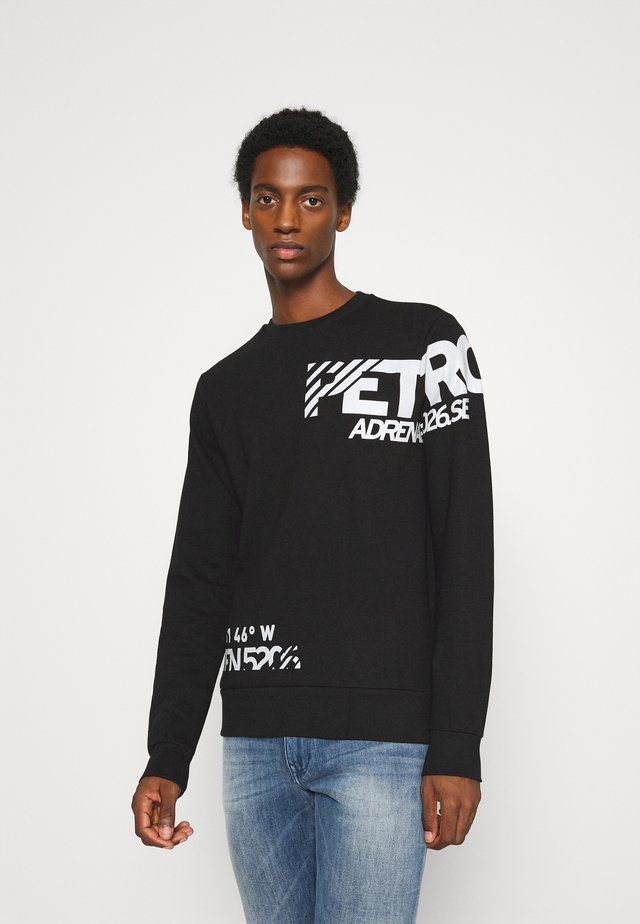 SUSTAINABILITY - Sweatshirt - black