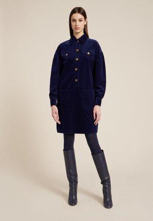 GRADUALE - Robe chemise - blu