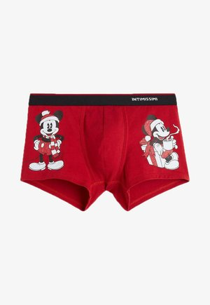 Pants - rosso intenso