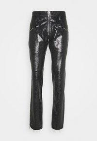 Just Cavalli - PANTALONE - Trousers - black - 0