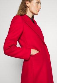 IVY & OAK - CAECILIA - Classic coat - garnet red - 3