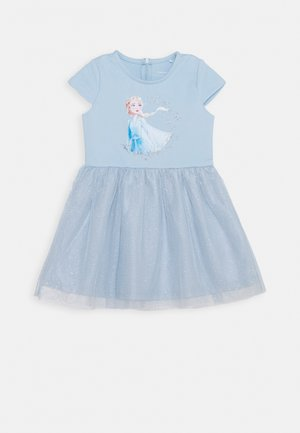 NMFFROZEN REBEC DRESS - Jerseykleid - blue