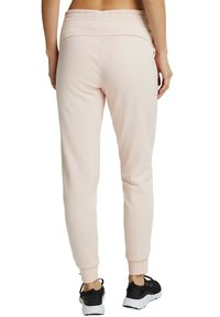 Esprit Sports - Tracksuit bottoms - peach - 2