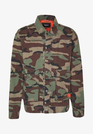 SINDRO - Summer jacket - khaki